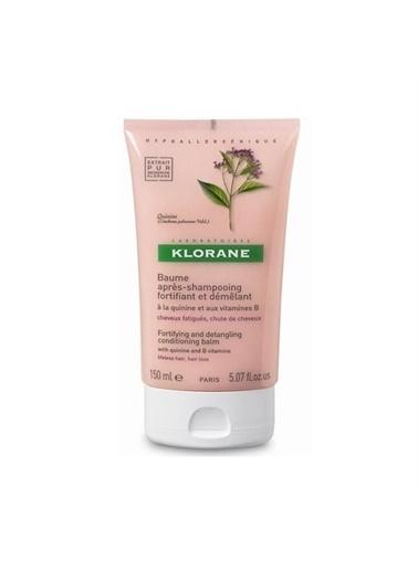 Klorane KLORANE Baume quinine & vitamines B 150 ml - Kinin ve B Vit. içeren bakım kremi (saç dökülmesi) Renksiz